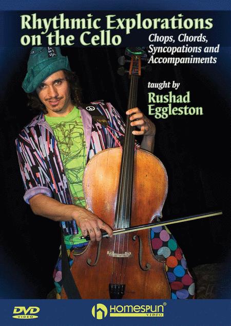 Rhythmic Explorations on the Cello