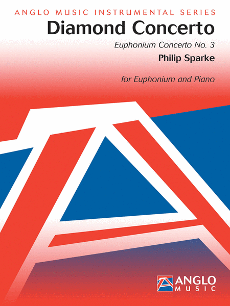 Diamond Concerto (euphonium Concerto No3) Euphonium/piano Part