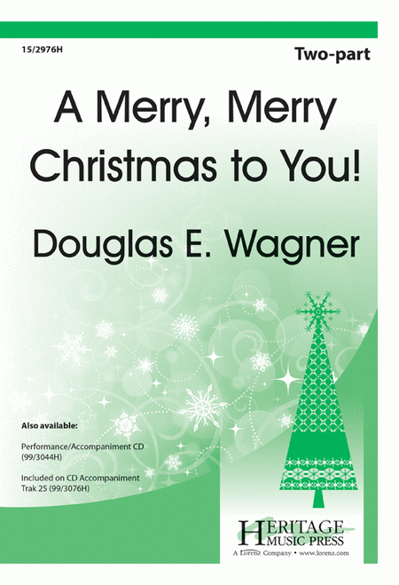 A Merry, Merry Christmas to You!