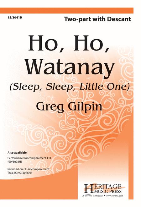 Ho, Ho, Watanay
