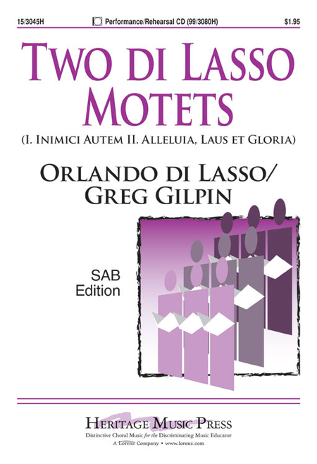 Two di Lasso Motets