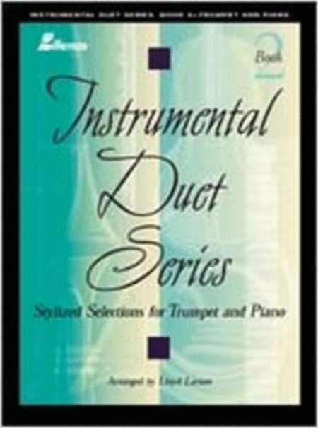 Instrumental Duet Series, Book 2 - Trumpet and Piano - Book/CD Combo