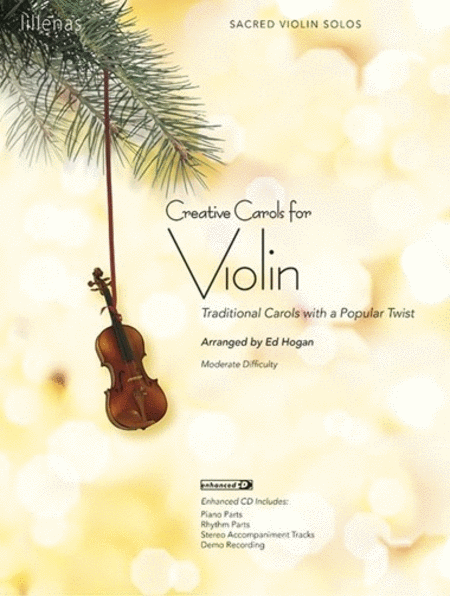 Creative Carols for Violin