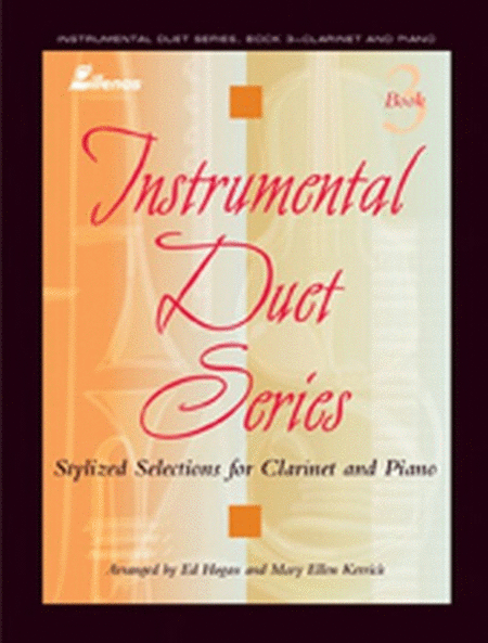 Instrumental Duet Series, Book 3 - Clarinet and Piano
