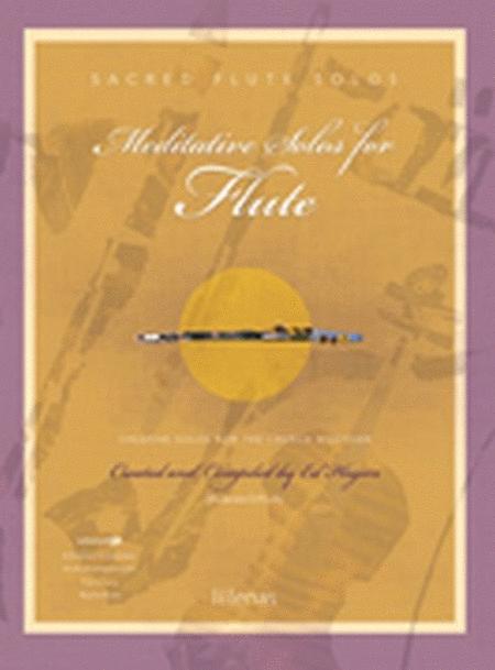Meditative Solos for Flute