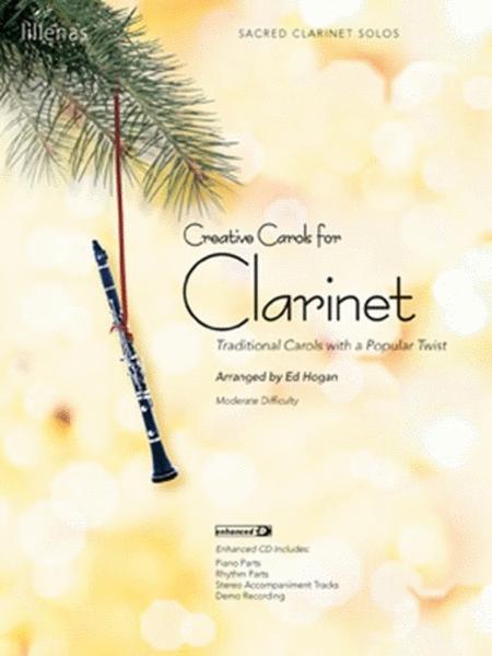 Creative Carols for Clarinet