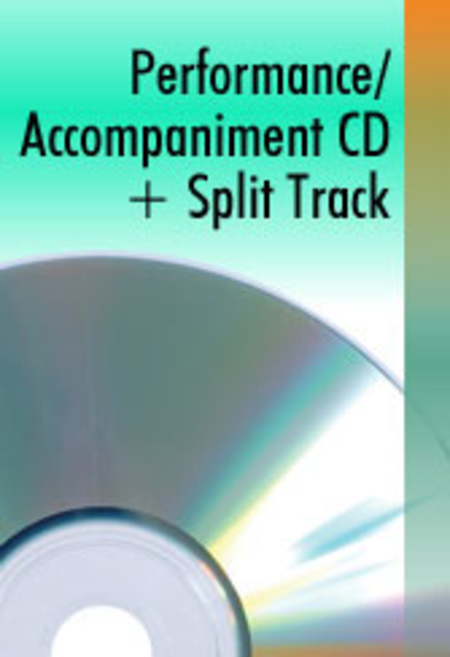 By Our Love - Performance/Accompaniment CD plus Split Track