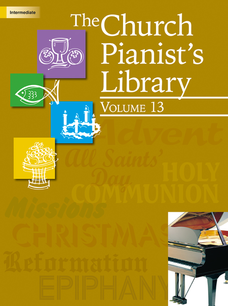 The Church Pianist's Library, Vol. 13