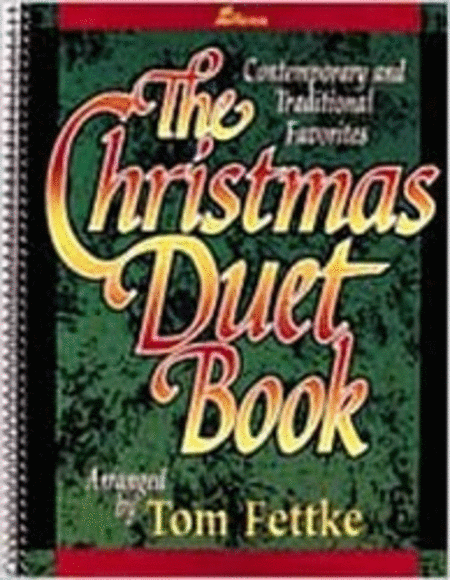 The Christmas Duet Book - Book/CD Combo