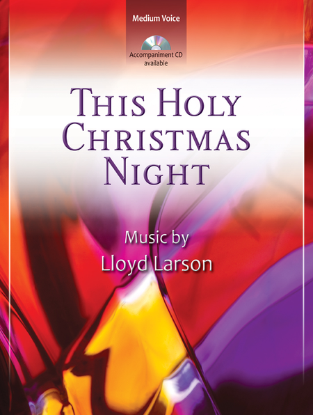 This Holy Christmas Night - Vocal Solo