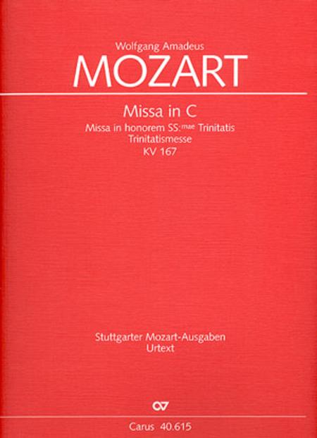 Missa in C (Mass in C major)
