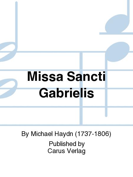 Missa Sancti Gabrielis