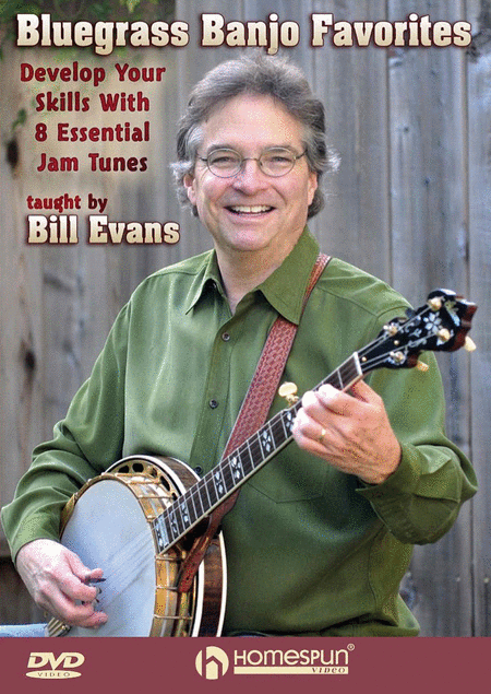 Bluegrass Banjo Favorites