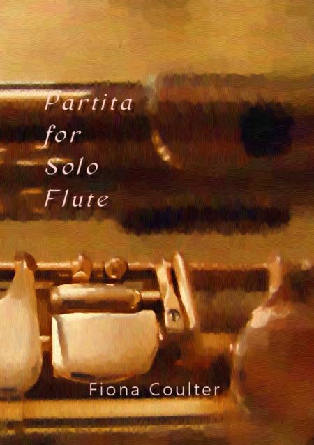 Partita for Solo Flute