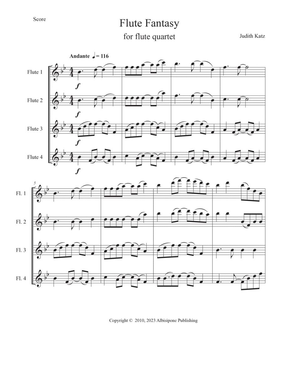Flute Fantasy