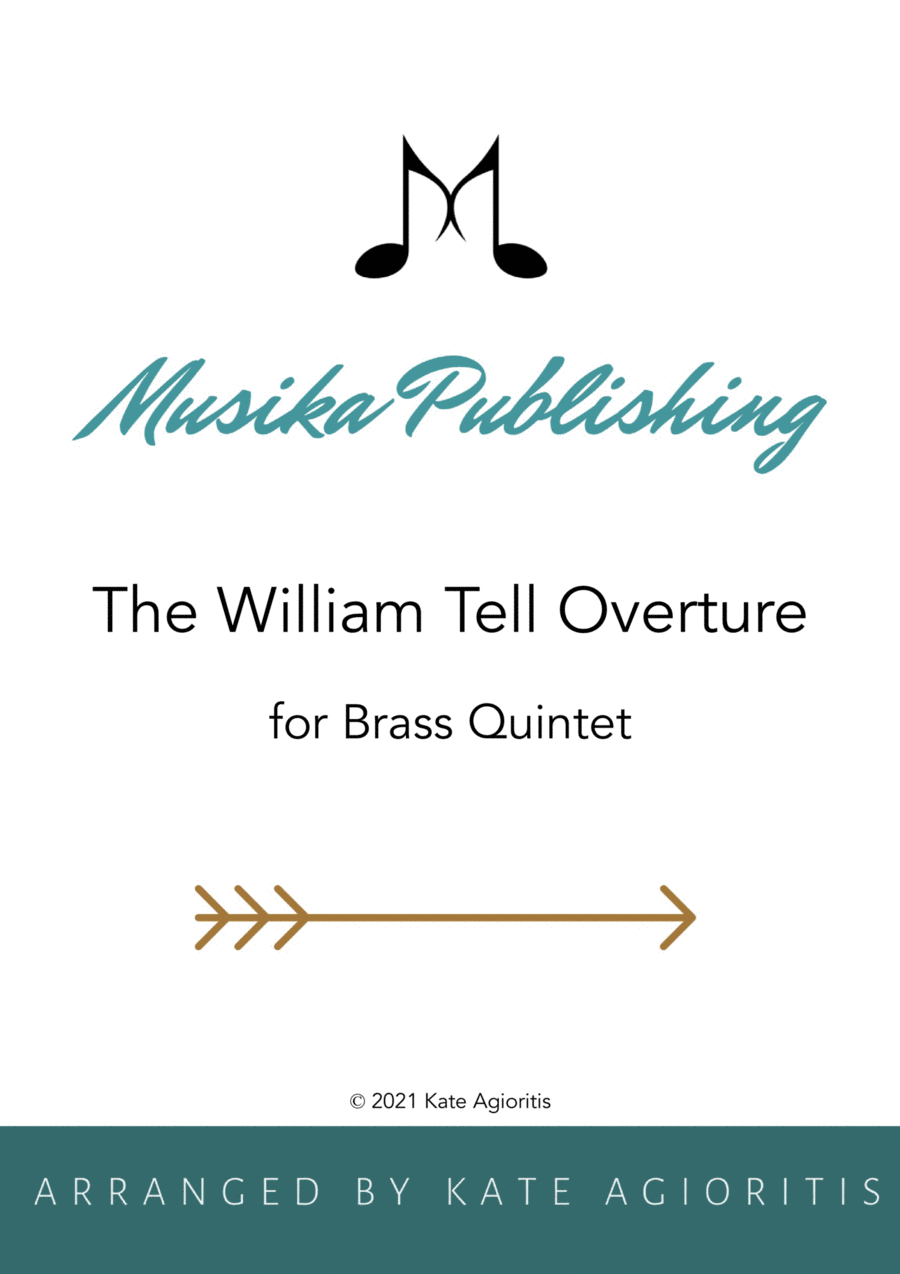 William Tell Overture - For Brass Quintet