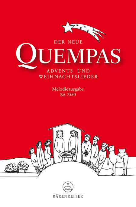 Der neue Quempas. Advents- und Weihnachtslieder