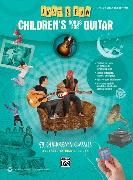 Just for Fun -- Children's Songs for Guitar