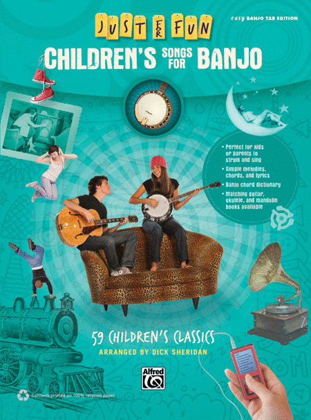 Just for Fun -- Children's Songs for Banjo