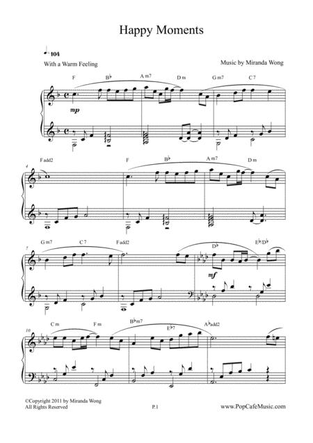 Happy Moment - Romantic Wedding Music