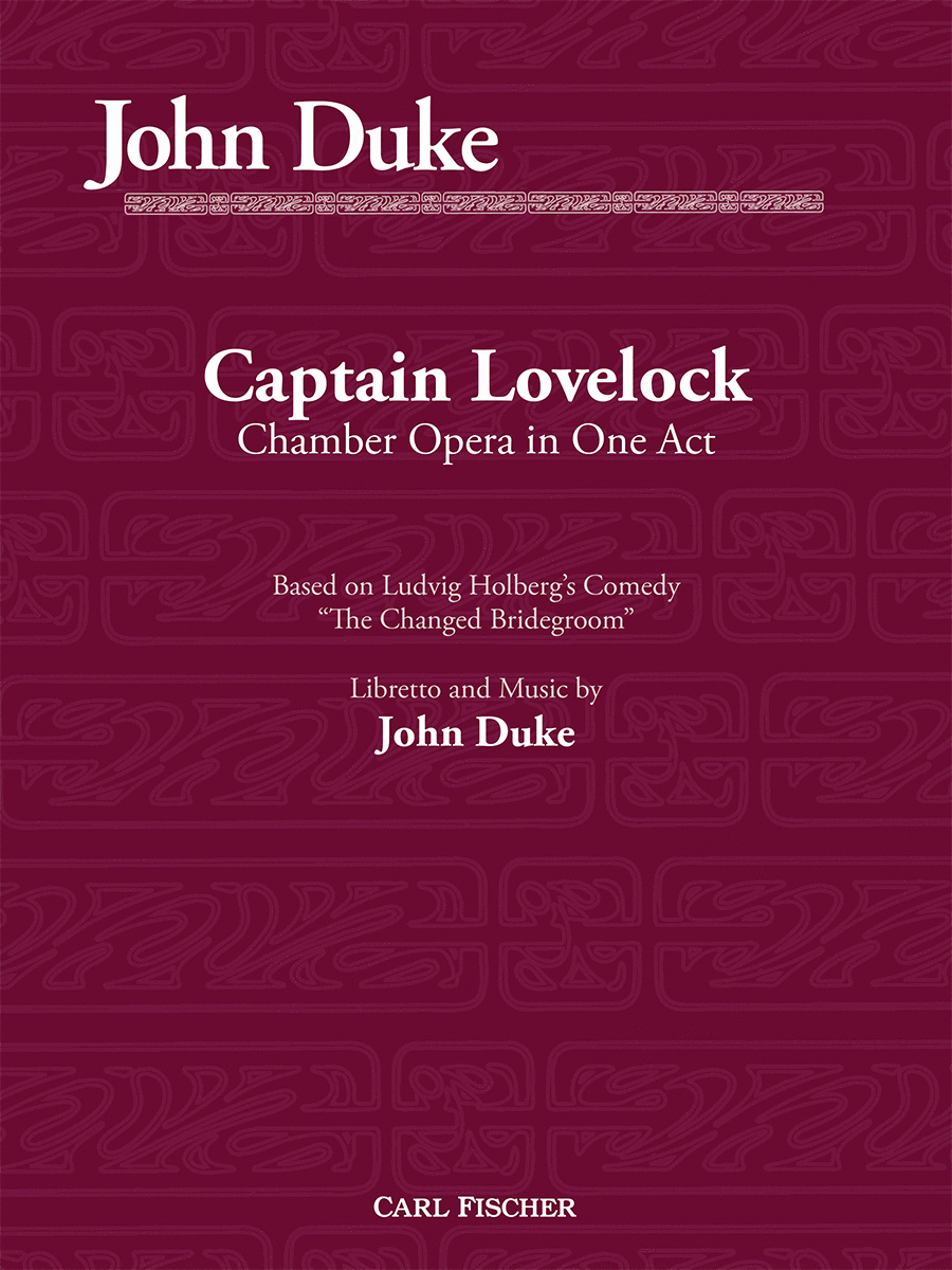 Captain Lovelock