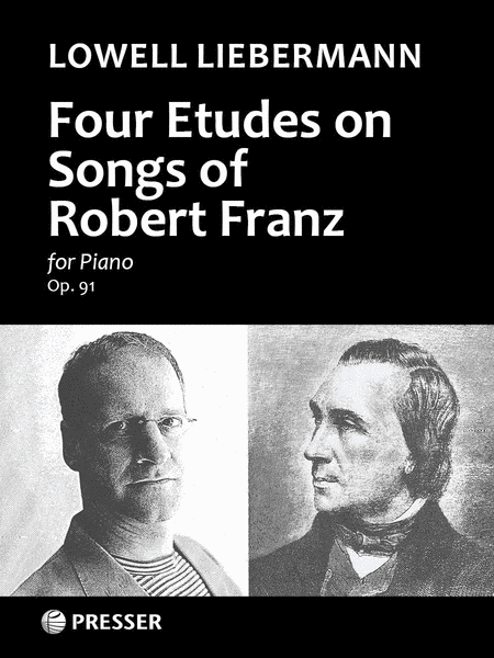 Four Etudes On Songs Of Robert Franz