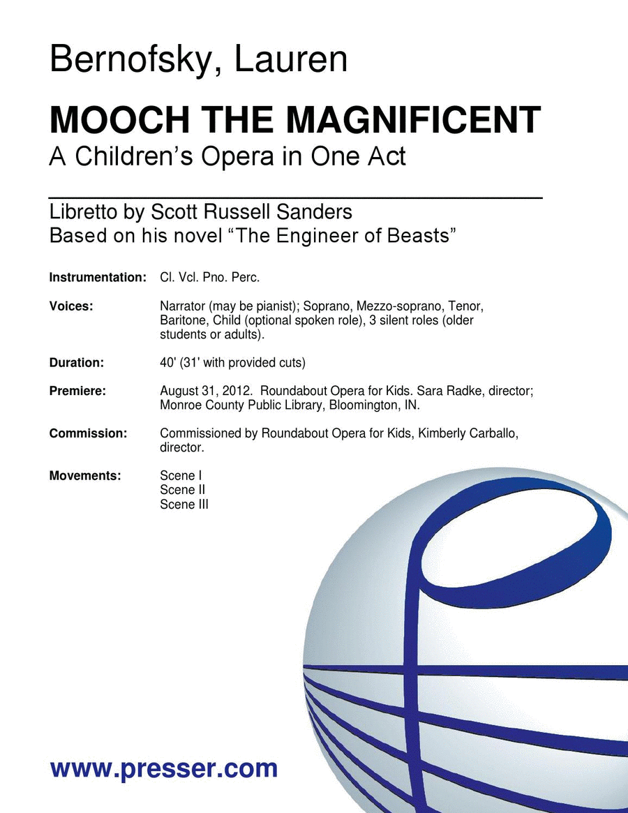 Mooch The Magnificent
