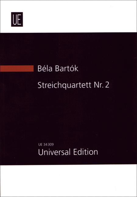 Streichquartett No.2 (String Quartet No.2)