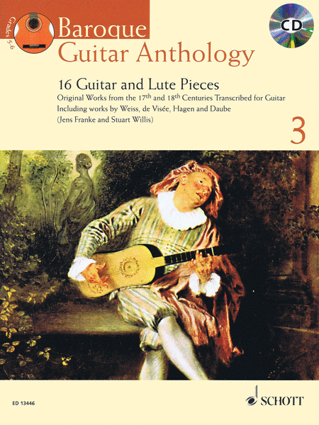 Baroque Guitar Anthology - Volume 3