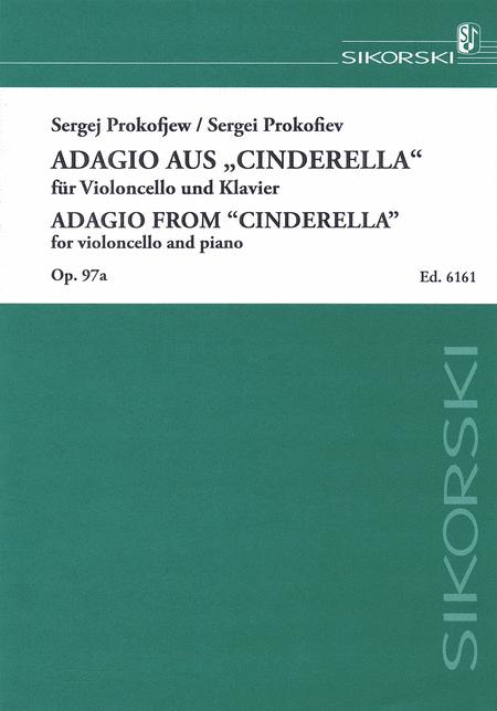 Sergei Prokofiev - Adagio from Cinderella, Op. 97a