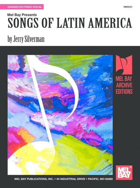 Songs of Latin America