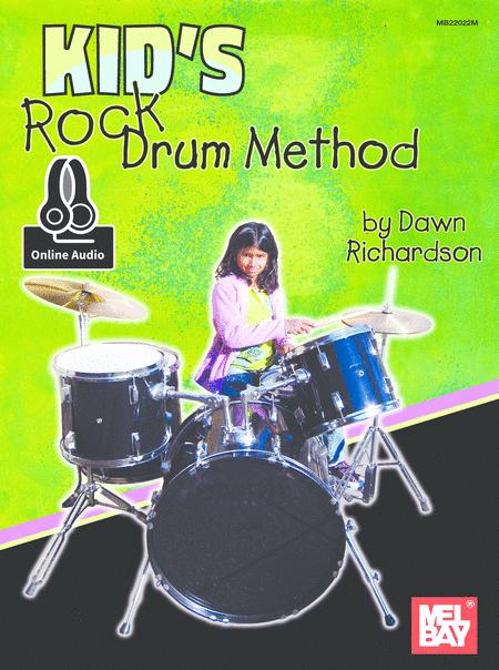 Kid's Rock Drum Method
