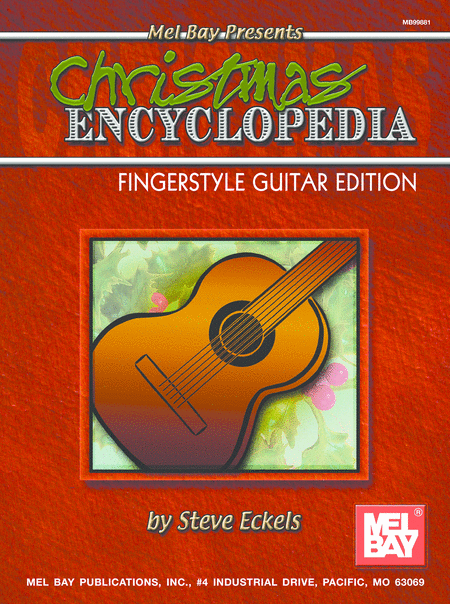 Christmas Encyclopedia - Fingerstyle Guitar Edition