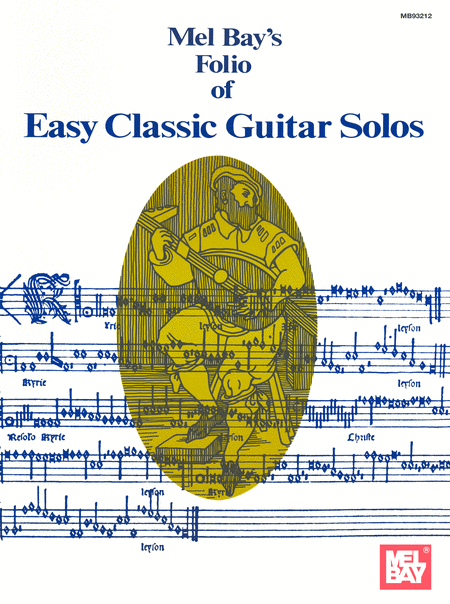 Easy Classic Guitar Solos