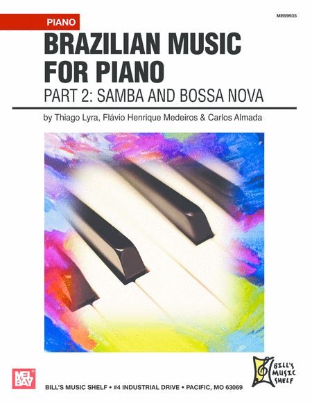Brazilian Music for Piano: Part 2