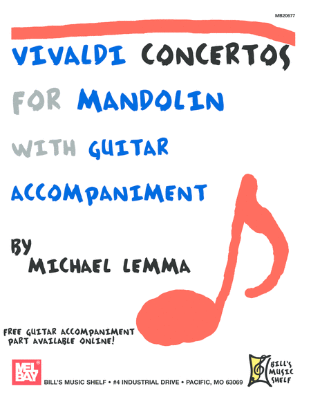 Vivaldi Concertos for Mandolin