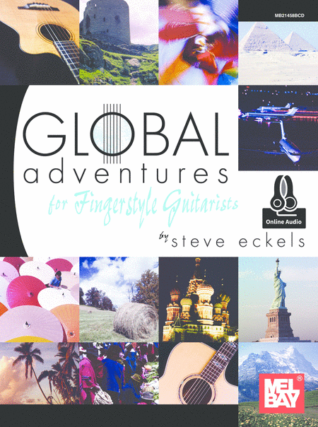 Global Adventures for Fingerstyle Guitarists