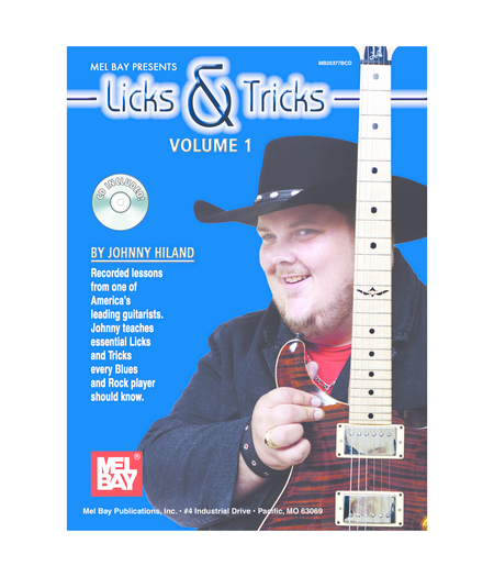 Licks and Tricks, Volume 1