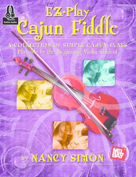 EZ-Play Cajun Fiddle