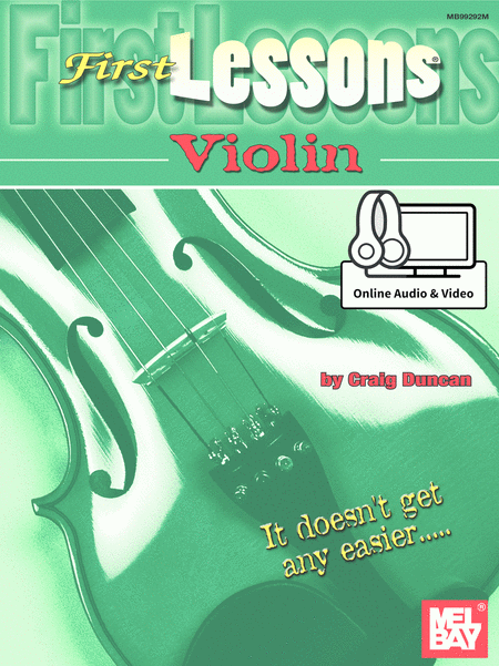 First Lessons Violin