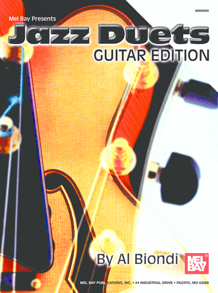 Jazz Duets, Guitar Edition