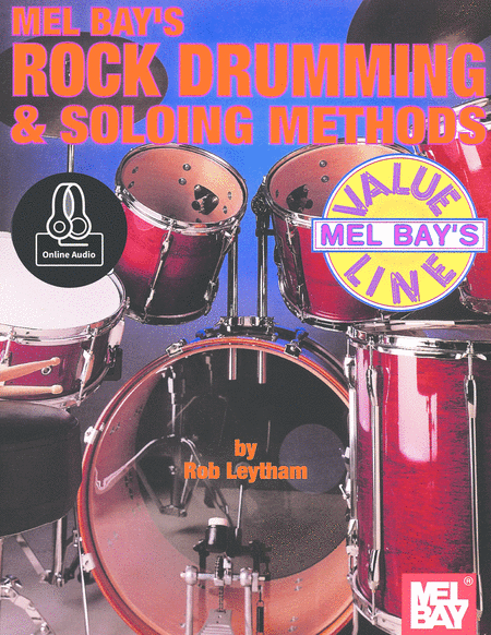 Rock Drumming & Soloing Methods