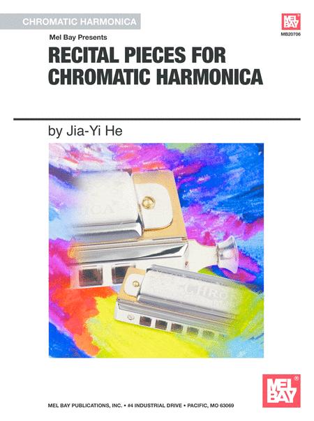 Recital Pieces for Chromatic Harmonica