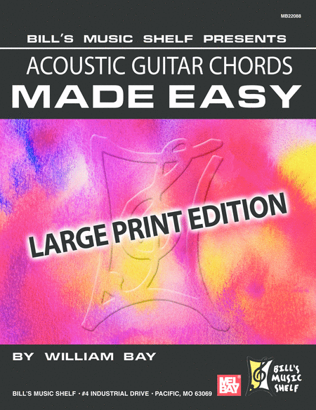 Acoustic Guitar Chords Made Easy