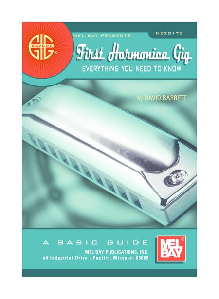 Gig Savers: First Harmonica Gig