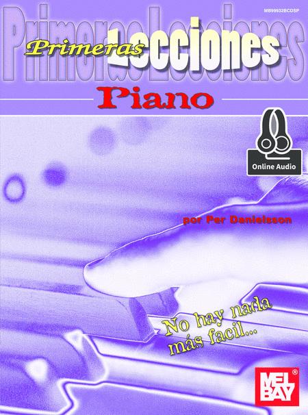 Primeras Lecciones Piano