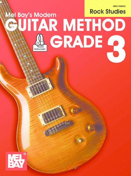 Modern Guitar Method Grade 3, Rock Studies