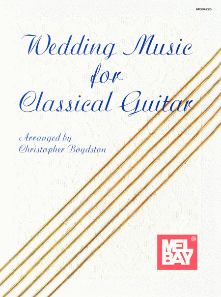 Wedding Music for Classical Guitar