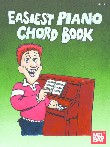Easiest Piano Chord Book