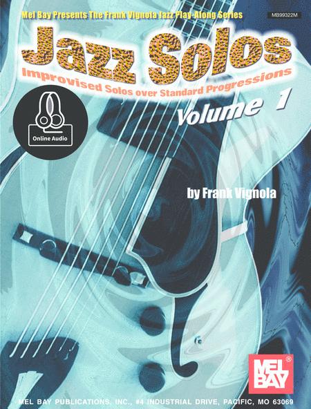 Jazz Solos Volume 1